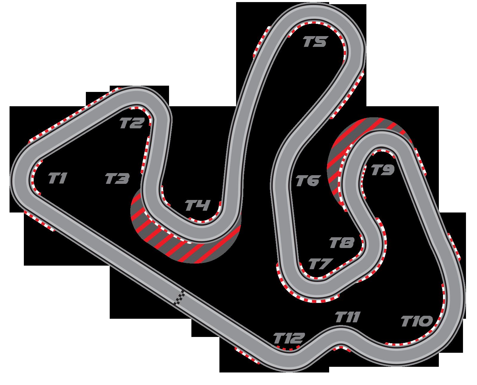 Go Kart Racing Houston >> Go-Kart Track Maps for Speedsportz Racing Park - Serving ...
