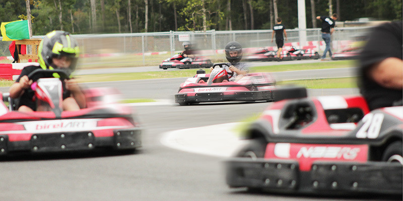 How to Reduce Soreness After Go Karting | Go-Karting Tips from a Pro