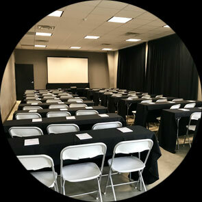 meeting room for corporate events